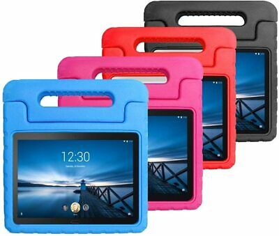 LG G Pad 5 10.1 inch 2019 Shockproof Light Weight Convertible Handle Stand Cover