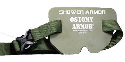 Ostomy Shower Guard by Ostomy Armor