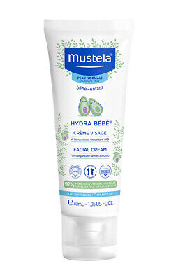 Mustela Hydra Baby Face Cream 40ml - AUTHENTIC - FAST & FREE DELIVERY