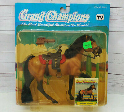 1992 Marchon Grand Champions Mustang Stallion Horse New 50025