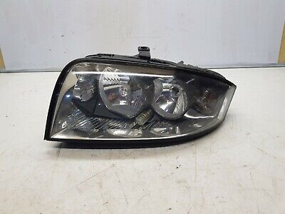 AUDI A2 2000 20005 FRONT RIGTH DRIVER SIDE HEADLIGHT HEADLAMP LIGHT