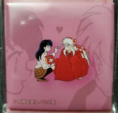 InuYasha Square Tin Badge Vol. 2 - Union Creative - Japan Import - Brand New!