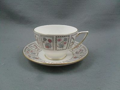 Minton Tapestry Tea Cup & Saucer