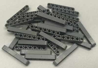 40490 15 Light Bluish Gray Lego 1x9 Technic Thick Liftarms Lot Mindstorms