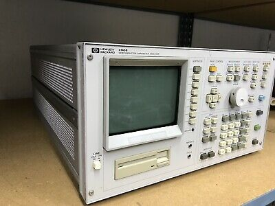4145B Semiconductor Parameter Analyzer Yokogawa Hewlett Packard ID-AWW-6-3-001