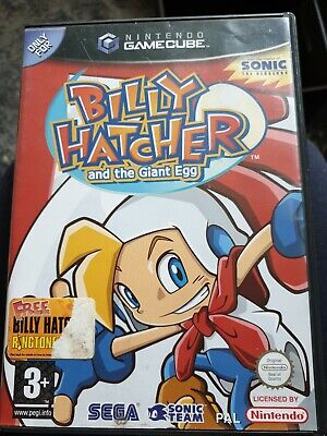 Billy Hatcher And The Giant Egg Gamecube Pal