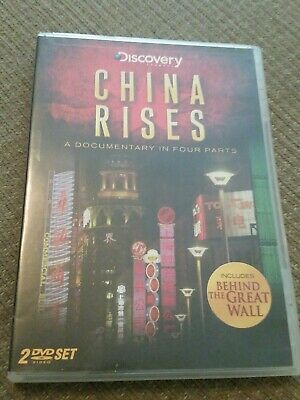 China Rises: Behind The Great Wall (DVD, 2008, 2-Disc Set)