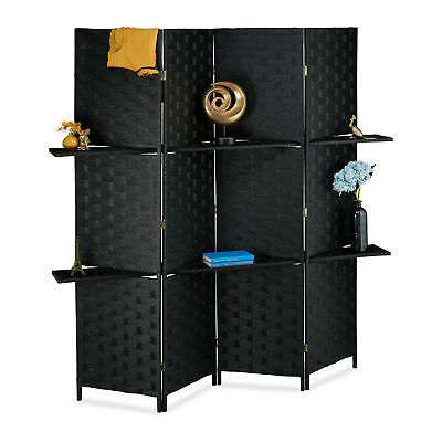 Room Divider Partition Privacy Screen Folding Panel Separator Opaque Paravent