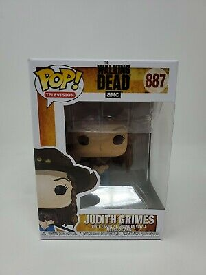 Funko Pop! TV: The Walking Dead AMC- Judith Grimes (#887)