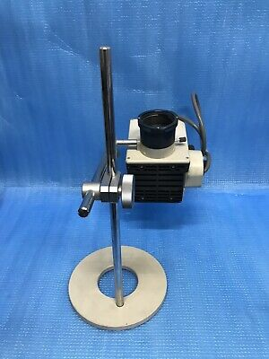 """Microscope Station 15"""" High With Olympus ID-AWW-6-2-2-003"""