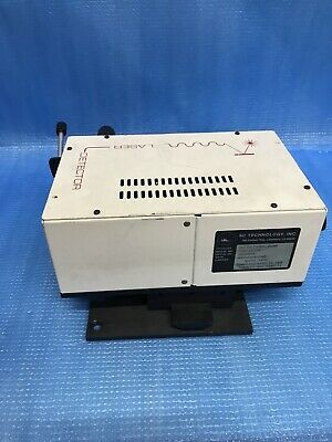SC Technology Delta Laser Head DES-200LM Complies With 21 CFR ID-AWW-6-2-3-002