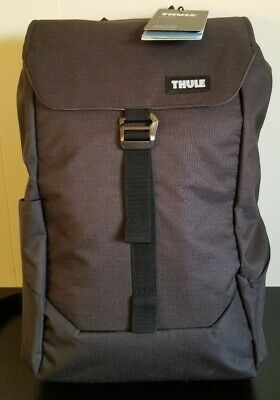Thule Lithos Backpack 16l Nwt Carbon Blue For 15 Inch Macbook Or 14 Inch Pc 45 00 Picclick