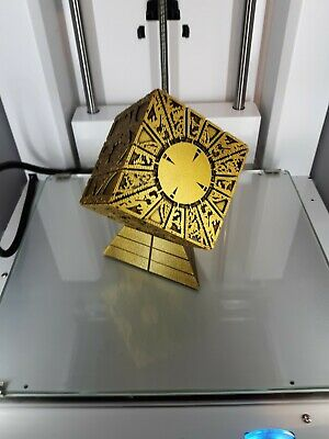 Hellraiser Cube Puzzle Box - Lament Configuration Functional Pinhead Prop Horror