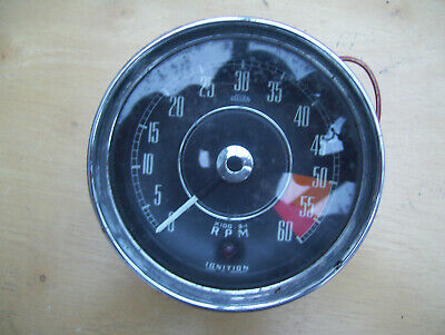 MGB Tachometer cable driven 1963 to 1968 also fits some MGA