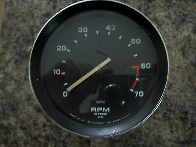 Triumph 4 cylinder rev counter