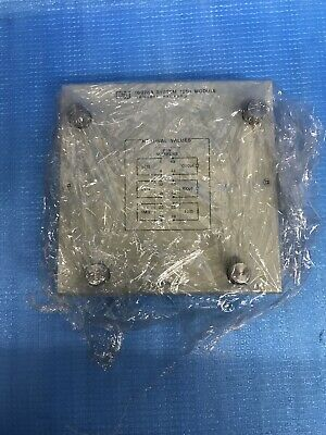 Hewlett Packard HP 16076A System Test Module AWW-9-2-8-1-002