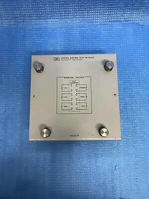 Hewlett Packard HP 16076A System Test Module AWW-9-2-8-1-007