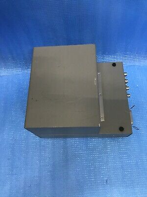 Hewlett Packard HP 16058A Test Fixture  AWW-9-2-7-2