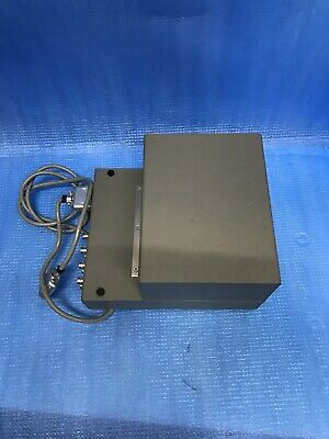 Hewlett Packard HP 16058A Test Fixture  AWW-9-2-7-4