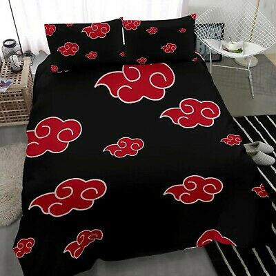 Akatsuki Cloud Decorative Bedding Set
