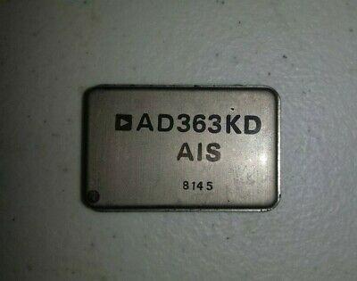 Analog Devices AD363KD AIS Analog Input Stage Gold Pins