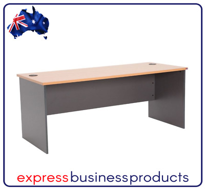 Shape Furniture Office Straight Desk - Assorted Dimensions & Colours *FREE POST*