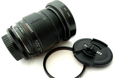 Tamron 28 - 200 mm f3.8 - 5.6 Aspherical No 601419 mount for Canon FD lz072