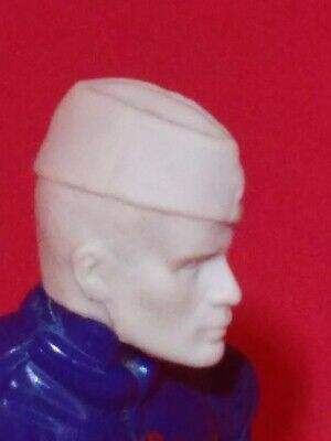 MH069 Cast Action figure HEAD SCULPT FOR USE WITH 1:18th Scale gi joe militaire