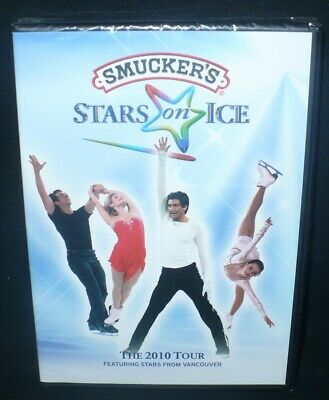 Smuckers Stars On Ice 2010 Tour Ice Skating Stars from Vancouver Olympic Games