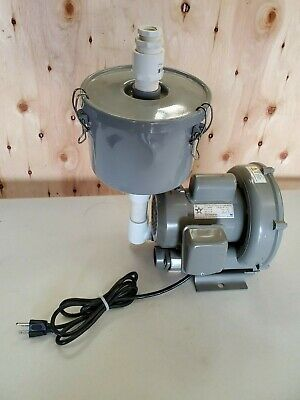 Vision/New Hermes Engraving Machine Vacuum Pump 101