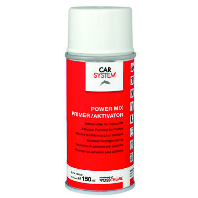 Carsystem Power Mix Primer Aktivator-Spray transparent 150 ml 144.502