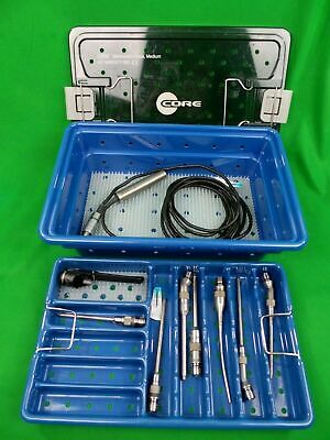 Stryker CORE 5400-130 Sumex High Speed Neuro/Spinal Drill System