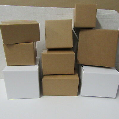 20  x  assorted small cardboard postal royal mail boxes  mixed packing boxes .//