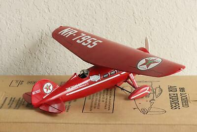 Wings of Texaco 1929 Lockheed Air Express Airplane New in Box 1st in Series