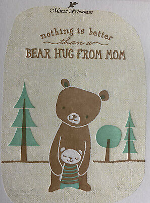 """Papyrus Marcel Schurman Mothers Day Card """"Mom I Can Always Count On You"""" $5.95"""