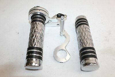 2007 VICTORY KINGPIN Handlebar Grip Throttle Tube with Cruise Control