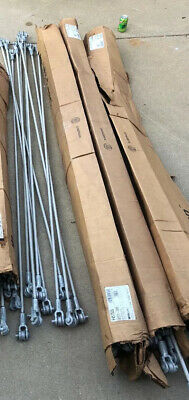 40 Qty! *Massive Sale* Maclean Power Systems Anchor Pole Line Gcc278R2 -New