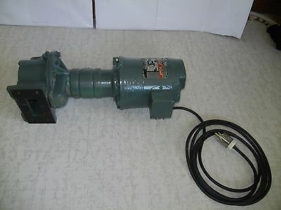 New Delta Milwaukee Grinder & Lathe Coolant Pump 1/4 HP RPM 1725