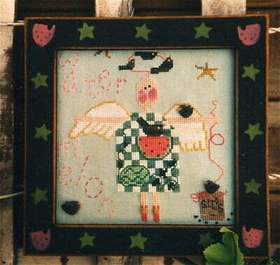 Fanci That Witchie Lou No 95 Counted Cross Stitch pamphlet