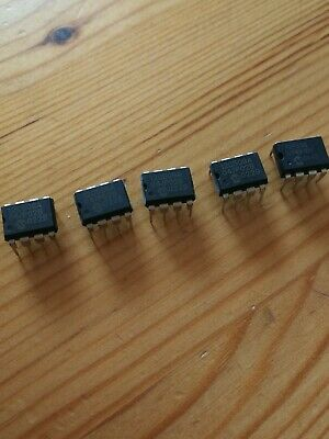 12F683-04/P02B-0229 Microcontroller x5 UK Seller. Lots available -see items