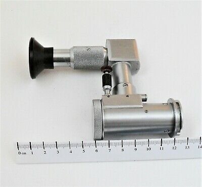 Sass Wolf Cystoscope / Endoscope Eyepiece (Sass Wolf A 1570) SEE TEXT