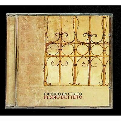 Franco Battiato - Ferro Battuto - CD