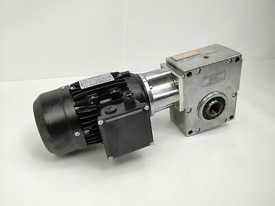 Benzlers BS71 I 00 P 4 80A4 - 0 _ with Motor MS80A-4 Gearing 63,00: 1 0