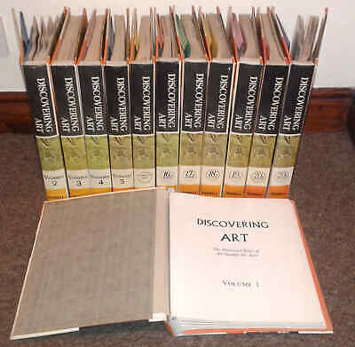 Discovering Art - Partwork Magazines - Complete Pdf Collection On Dvd