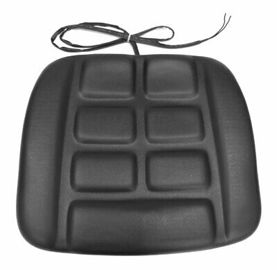 Seat Cushion Forklift Mini Excavator Suitable for Grammer B12 GS12 PVC Switch