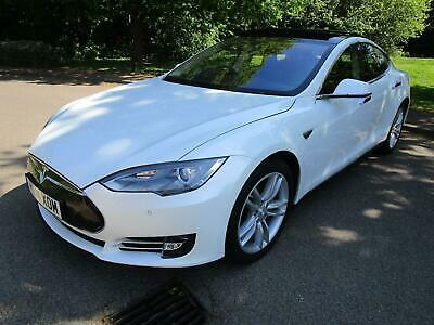 Tesla Model S 60 ELECTRICITY AUTOMATIC SALOON 2014/14
