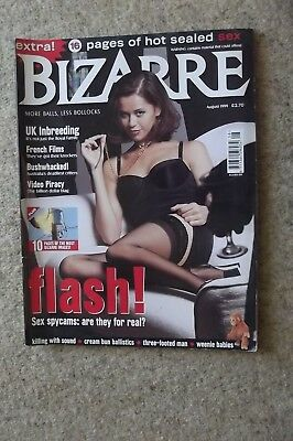 Bizarre 23 August 1999