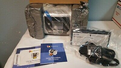 Epson Picture Mate Personal Photo Lab Model B271A Old Stock New In Box