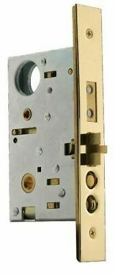Baldwin 6021.003.R Mortise Lock - Right Handed Entrance Lock  - Polished Brass