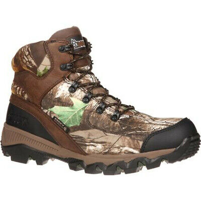 Rocky RKYS154 Mens AdaptaGrip Waterproof Outdoor Boot FAST FREE USA SHIPPING